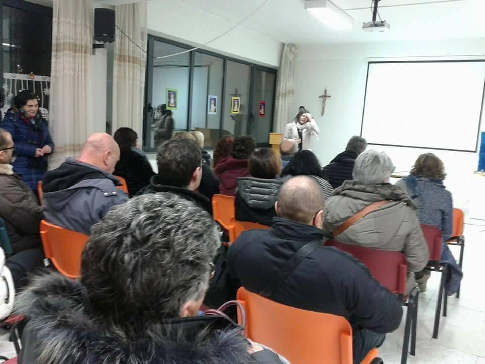 Inaugurazione Sportello di Ascolto per adulti in difficoltà a Campobasso