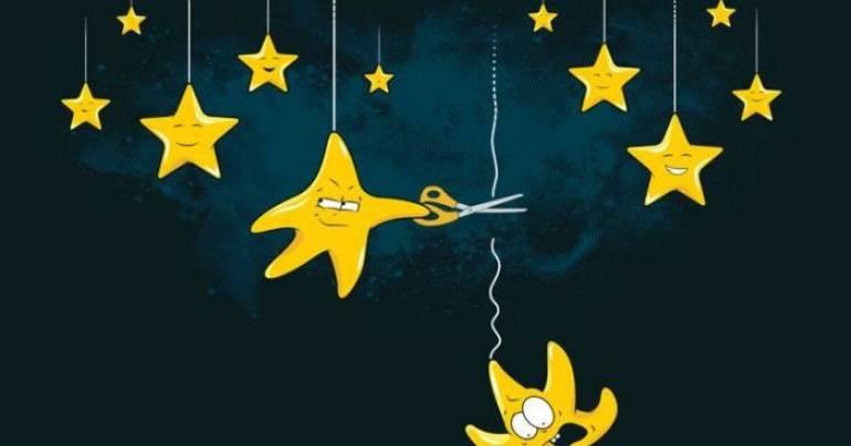 Impariamo dalle stelle a cadere