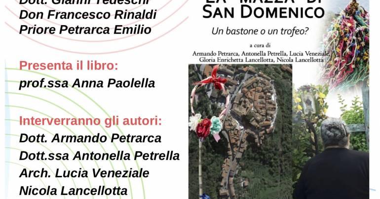 """PRESENTAZIONE DEL LIBRO """"La Mazza di San Domenico: bastone o trofeo?"""